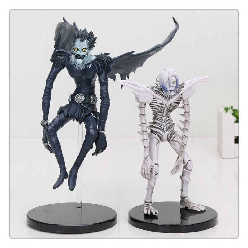 18cm Anime Death Note Figure Toy Deathnote Ryuuku Model Doll Statue