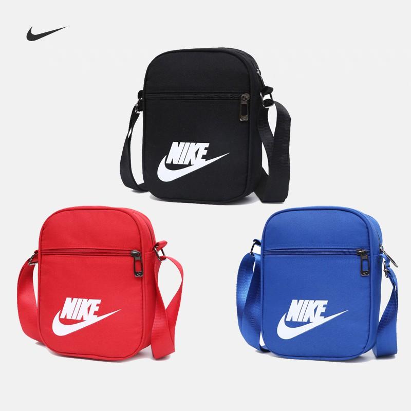 [ของแท้ 100%] กระเป๋าสะพาย Nike, กระเป๋าสะพาย Nike แท้, กระเป๋าใส่โทรศัพท์สำหรับเดินทาง