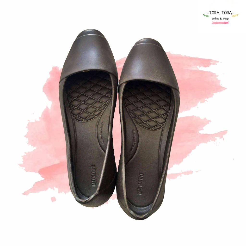 รองเท้า คัชชูดำ ไม่กัดเท้า