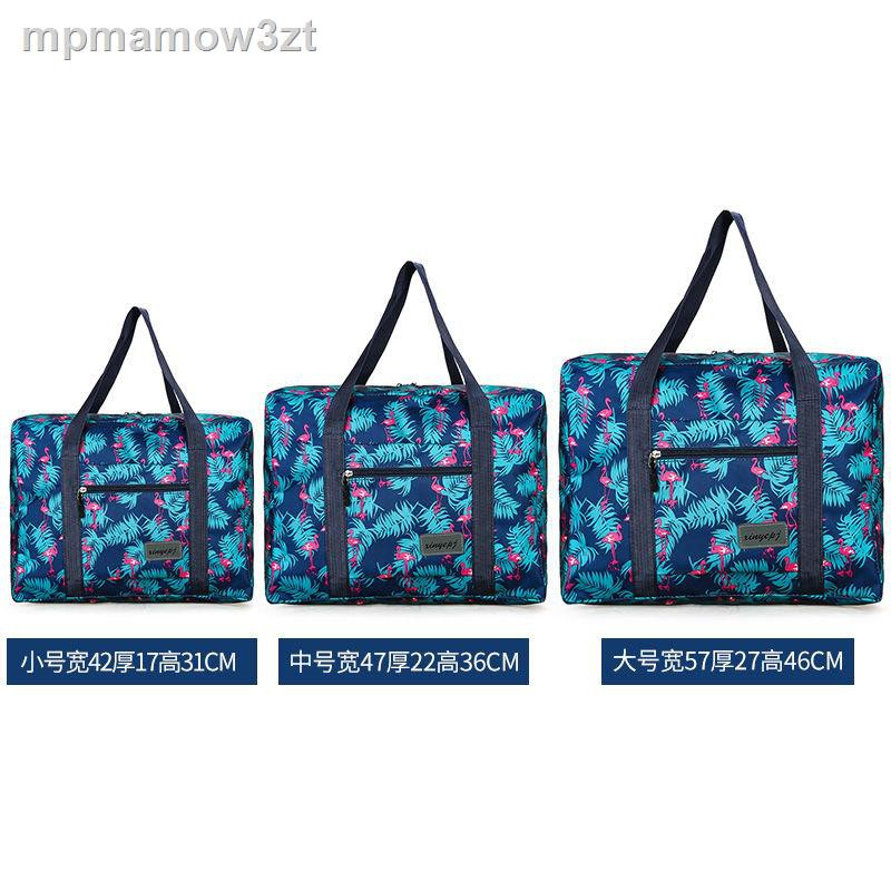 【ข้อเสนอพิเศษ】✻❀กระเป๋าเดินทางแบบหนา, กระเป๋าเดินทาง, กระเป๋าล้อลาก, กระเป๋าเก็บของกันน้ำ, ผ้า Oxford, ผ้านวม, กระเป๋าเค