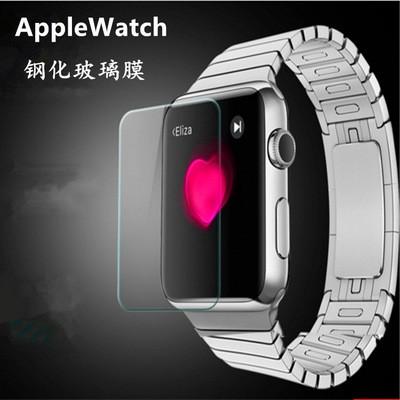 ฟิล์มกระจกนิรภัยกันรอยหน้าจอสําหรับ Applewatch 42มม.