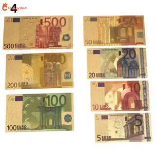 500 EURO SOUVENIR BANKNOTE NEW. SIZE:155*75 # 95~100pcs