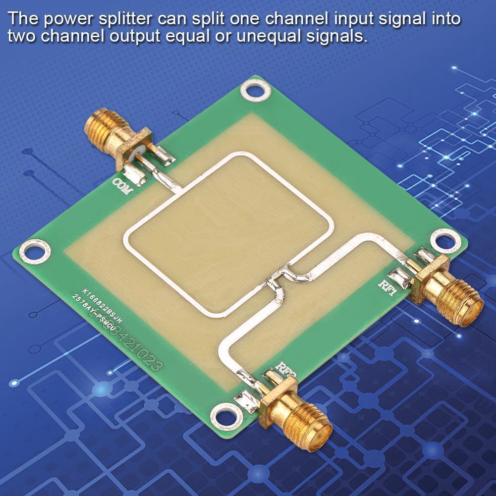 Power 30-1000MHz RF Frequency Divider Combiner Splitter 2-Way
