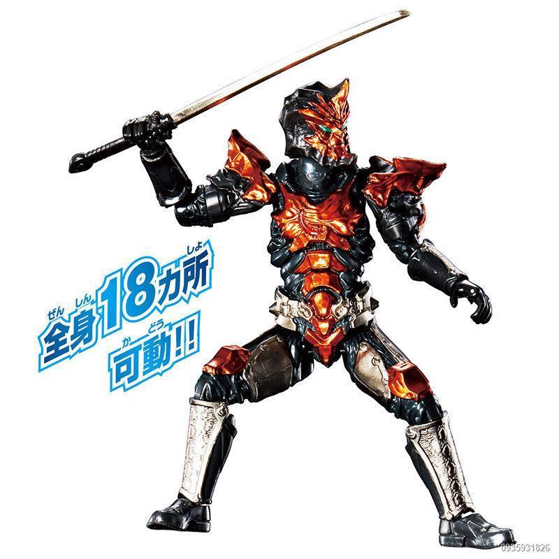 ✘Bandai Ultraman model figure figure toy 18 joints super movable Jacques Jacques 58684