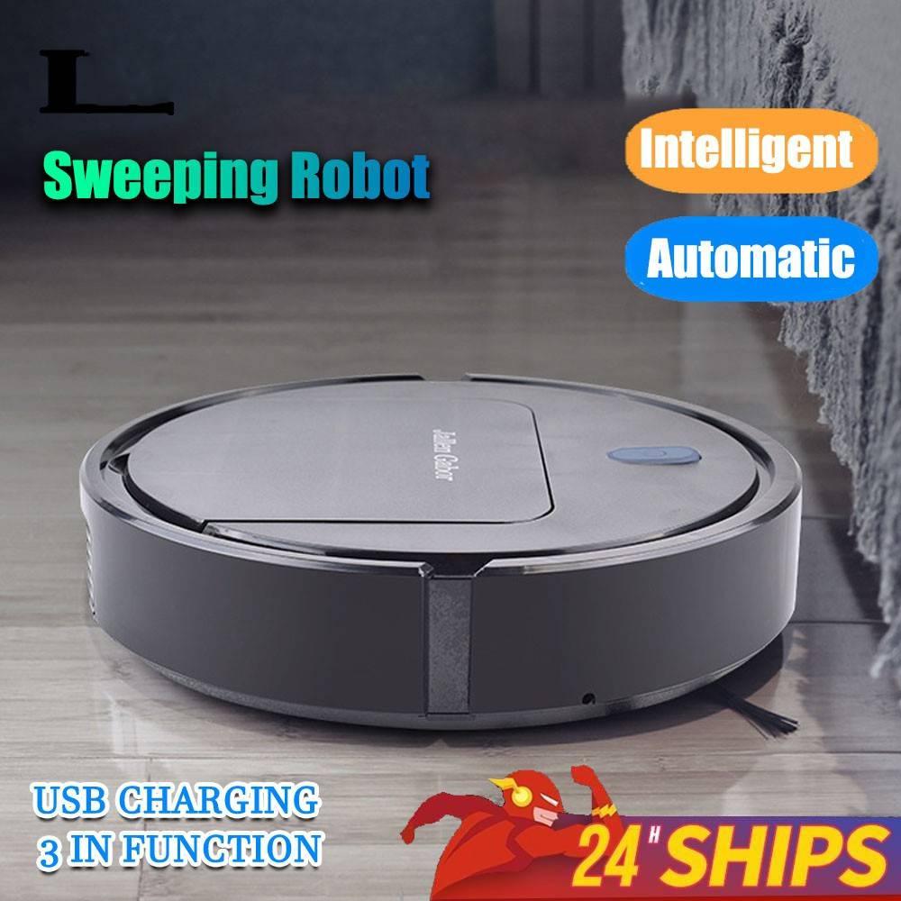 หุ่นยนต์ดูดฝุ่น ☞MICROFIBER Jallen Is25 หุ่นยนต์ทําความสะอาด + หุ่นยนต์ดูดฝุ่นไมโครไฟเบอร์ Usb♔