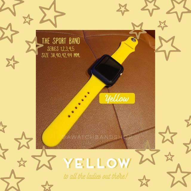 สายพาฬิกาApplewatch *พร้อมส่งจากไทย*