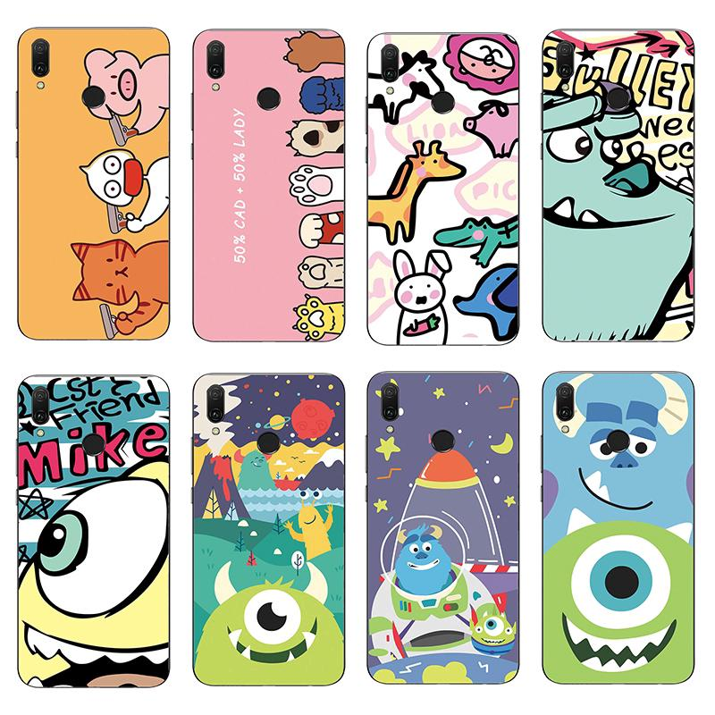 Review เคส Monsters Soft TPU Case Asus ZenFone Max Pro M1 ZB601KL/ZB602KL/ZB570TL/ZB501KL