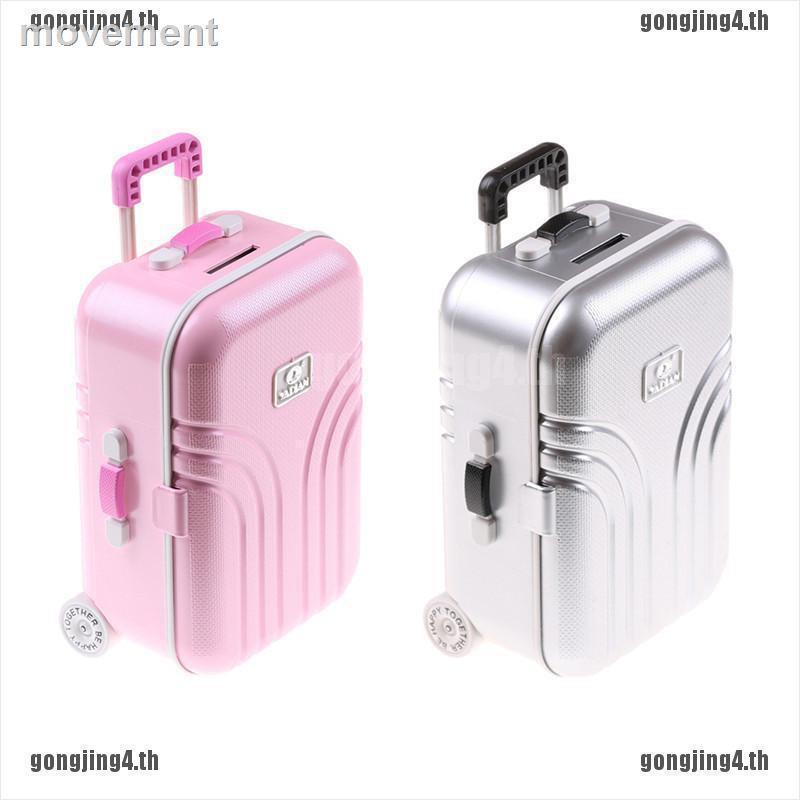 ❤เด็ก💫❆Gong4 กระเป๋าเดินทางขนาด 18 นิ้วสำหรับตุ๊กตา American