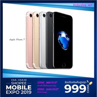 Apple iPhone7 32GB ฟรีฟิล์มกระจก รับประกันร้าน 3เดือน