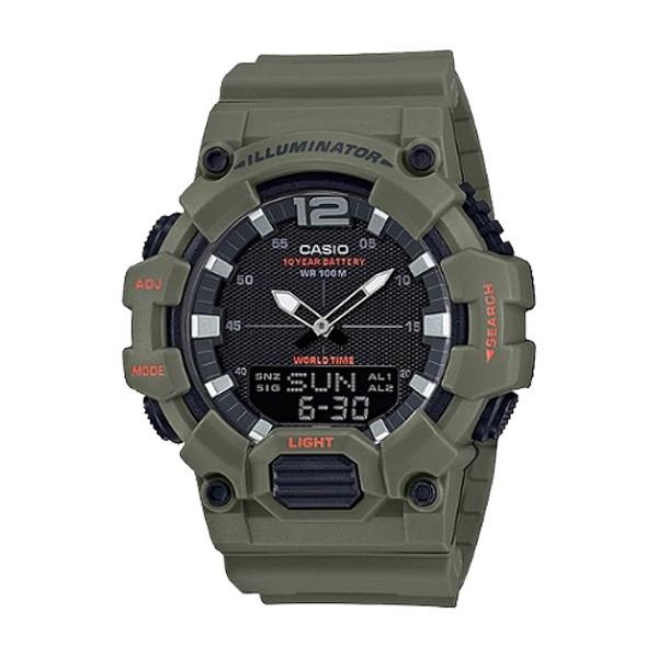 นาฬิกา CASIO รุ่น HDC-700-3A2V ของแท้ประกันศูนย์ CMG 1 ปี