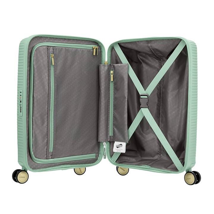 AMERICAN TOURISTER กระเป๋าเดินทางล้อลาก (20นิ้ว) รุ่น CURIO SPINNER 55/20 TSA cV18 tiZO