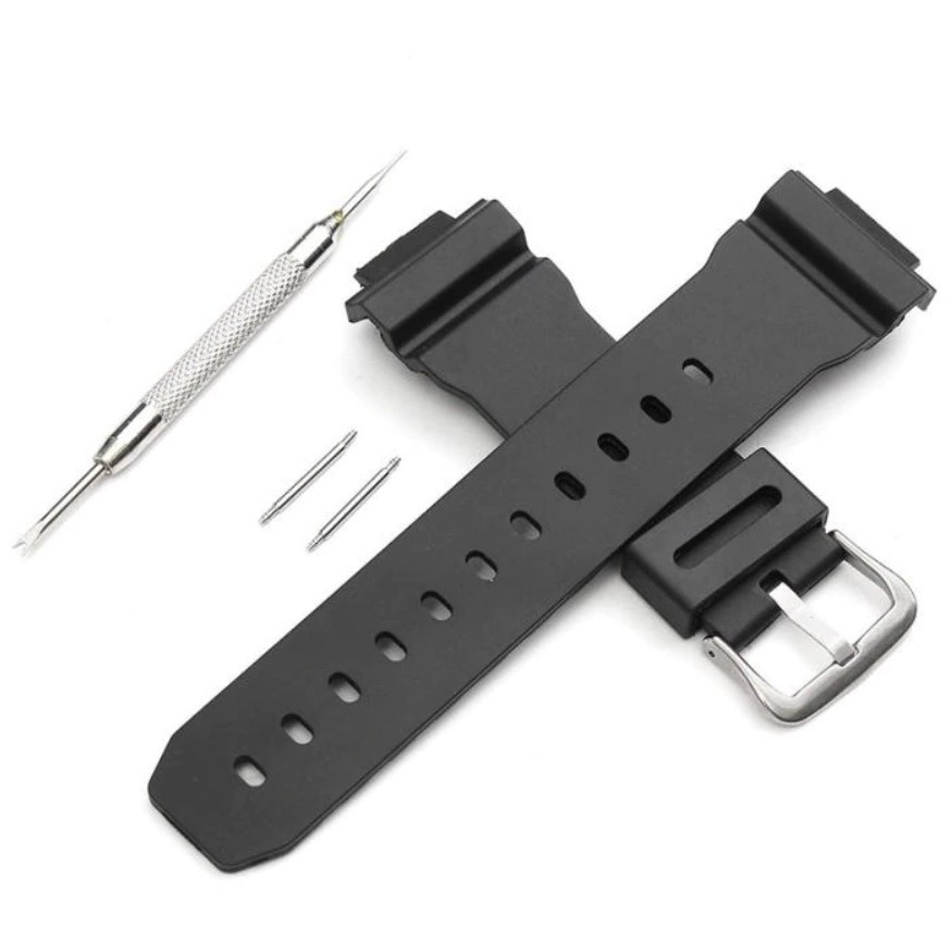 applewatch  สายนาฬิกา  สายapplewatch สายนาฬิกาแฟชั่น สายนาฬิกาApplewatch (สีดำด้าน J3) สายนาฬิกา 26x16 mm สายทดแทน ใช้ได