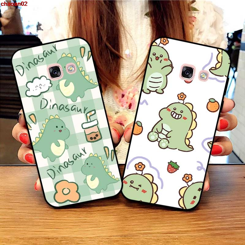 Samsung A3 A5 A6 A7 A8 A9 Pro Star Plus 2015 2016 2017 2018 HKLLY Pattern-3 Silicon Case Cover