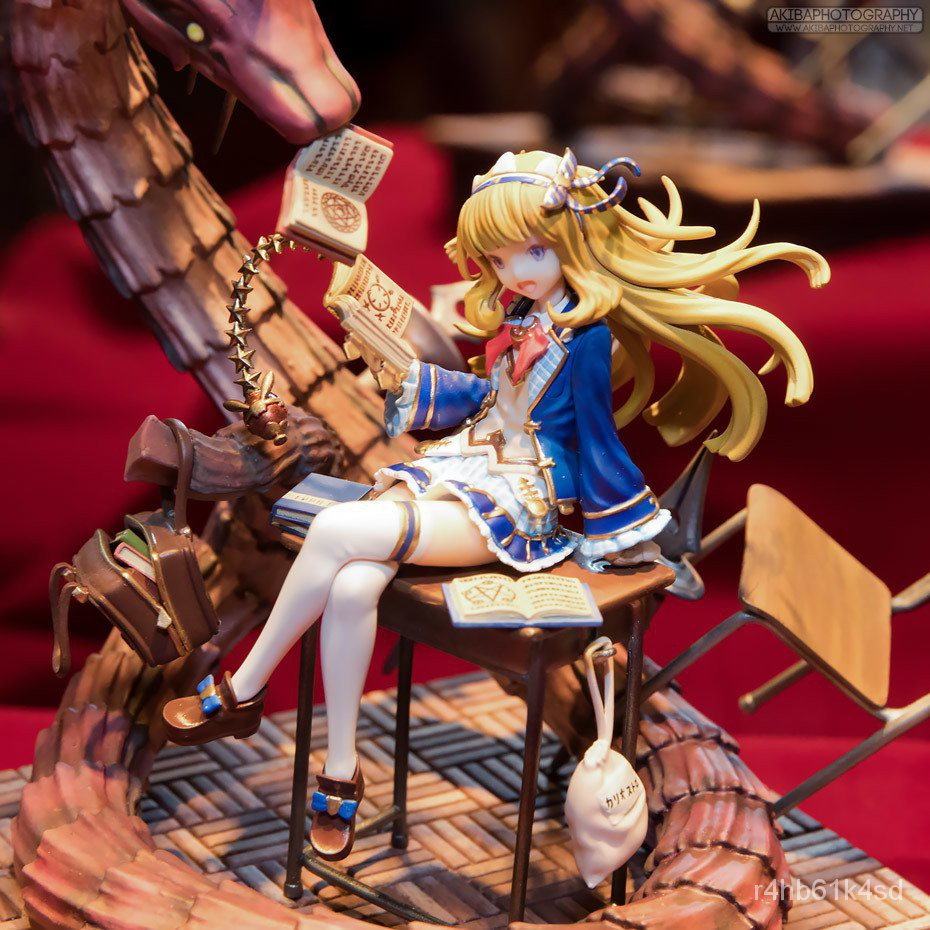 Resin Figure Kit Granblue Fantasy Garage Resin Figure Model Kit#¥%¥# 37UU