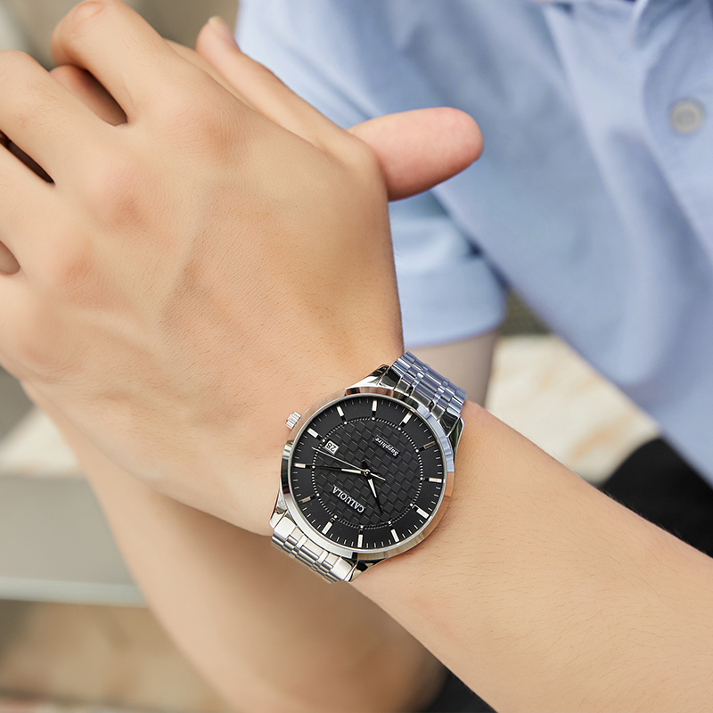 ミ≧สายนาฬิกา smartwatchสายนาฬิกา gshockสายนาฬิกา applewatchแคโรไลน์เป็นแบรนด์นาฬิกาจักรกลอัตโนมัตินาฬิกาผู้ชายเข็มขัดเหล็