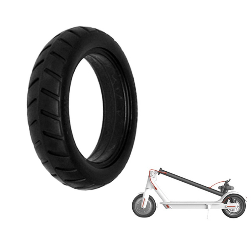 Micropores Vacuum Solid Tyre for Xiaomi Mijia M365 Electric Skateboard 8 1//2X2