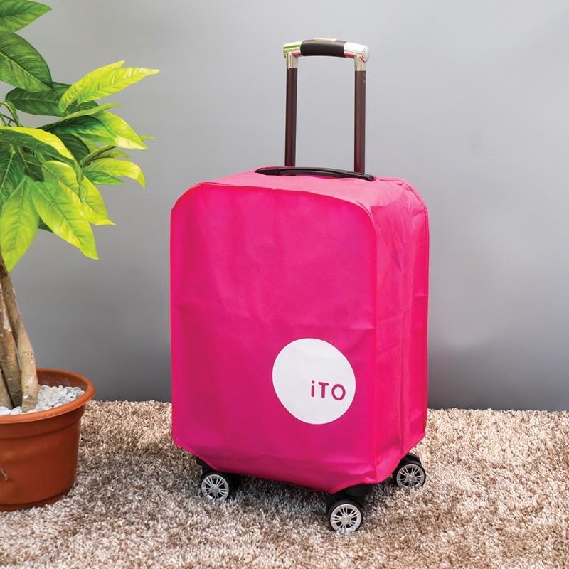 ผ้าคลุมกระเป๋าเดินทาง พร้อมส่ง🔥🔥 อุปกรณ์เสริม กระเป๋าเดินทาง 20 นิ้ว 24 นิ้ว