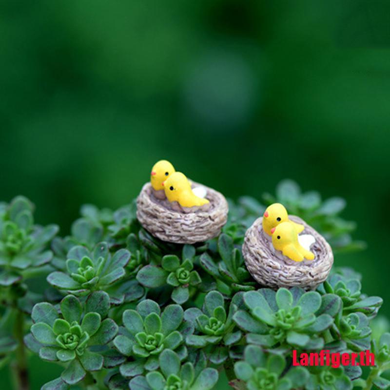 Moss Micro Crafts Figurines Hot Sell Terrarium Fairy Garden Decoration DIY LI