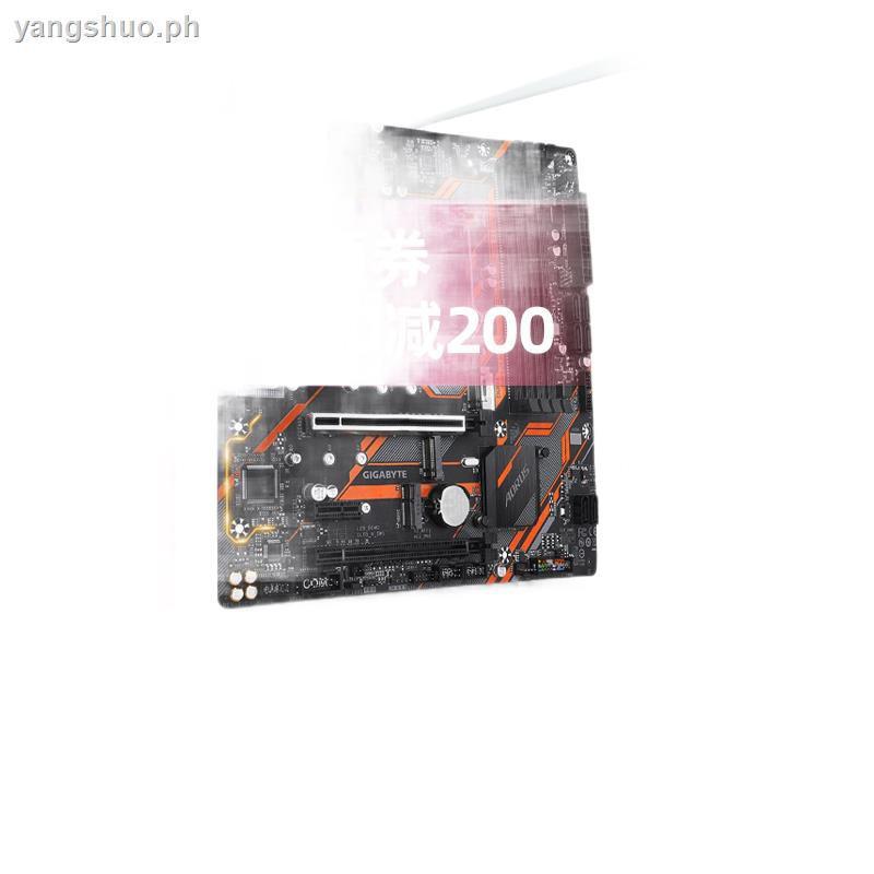 เมนบอร์ดคอมพิวเตอร์ขนาดเล็ก Gigabyte B360M Aorus Pro / B365M