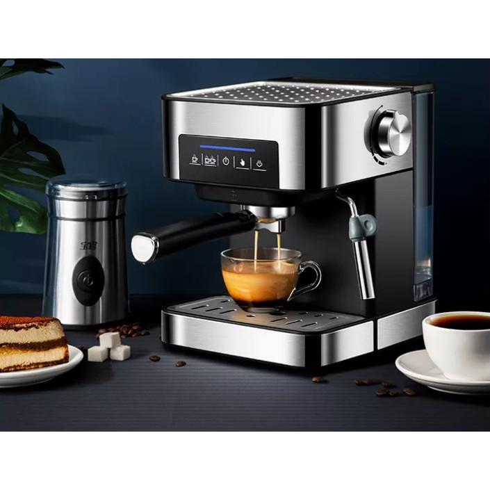 เครื่องชงกาแฟ เครื่องชงกาแฟเอสเพรสโซ เครื่องทำกาแฟขนาดเล็ก จัดส่งฟรี