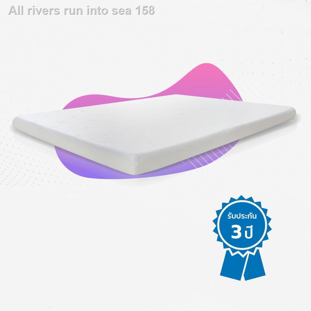 ♘[รับประกัน 3 ปี] SiamChoice ที่นอน Topper Mattress ท็อปเปอร์ 6 ฟุต ท็อปเปอร์ 5 ฟุต ท็อปเปอร์ 3.5 ฟุต ที่นอนท็อปเปอร์