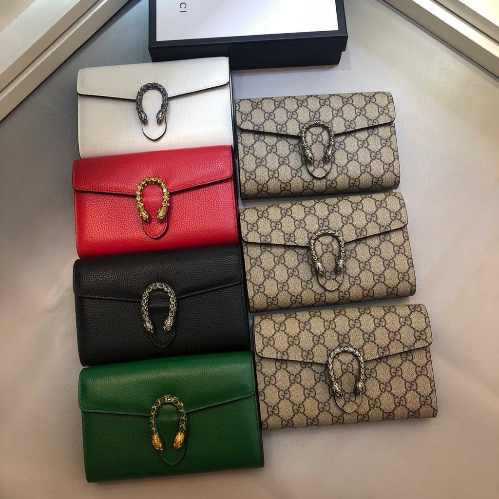 กระเป๋า gucci | 401231 dionysus woc dionysus woc leather bag low-key style