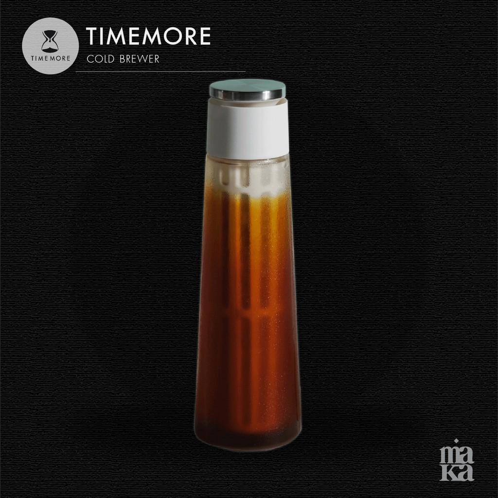 Timemore Cold Brewer ขวดแก้วสำหรับทำกาแฟสกัดเย็น ขวดกาแฟ กาแฟสกัดเย็น เครื่องชงกาแฟ อุปกรณ์ชงกาแฟ ขวด กาแฟ