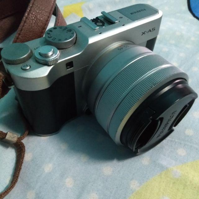 กล้อง fuji xa5 มือสอง