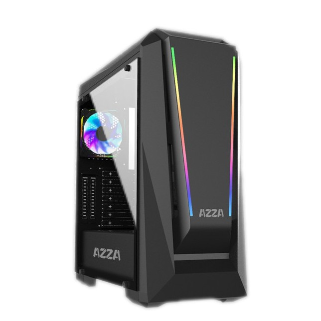 PreOrder AZZA CHROMA 410A Case Gaming RGB