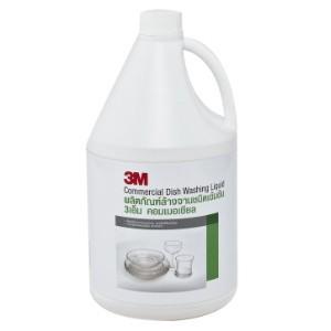 3M น้ำยาล้างจานเข้มข้น 3เอ็ม อ่อนละมุน ขนาด 3.8ลิตร 3800ml