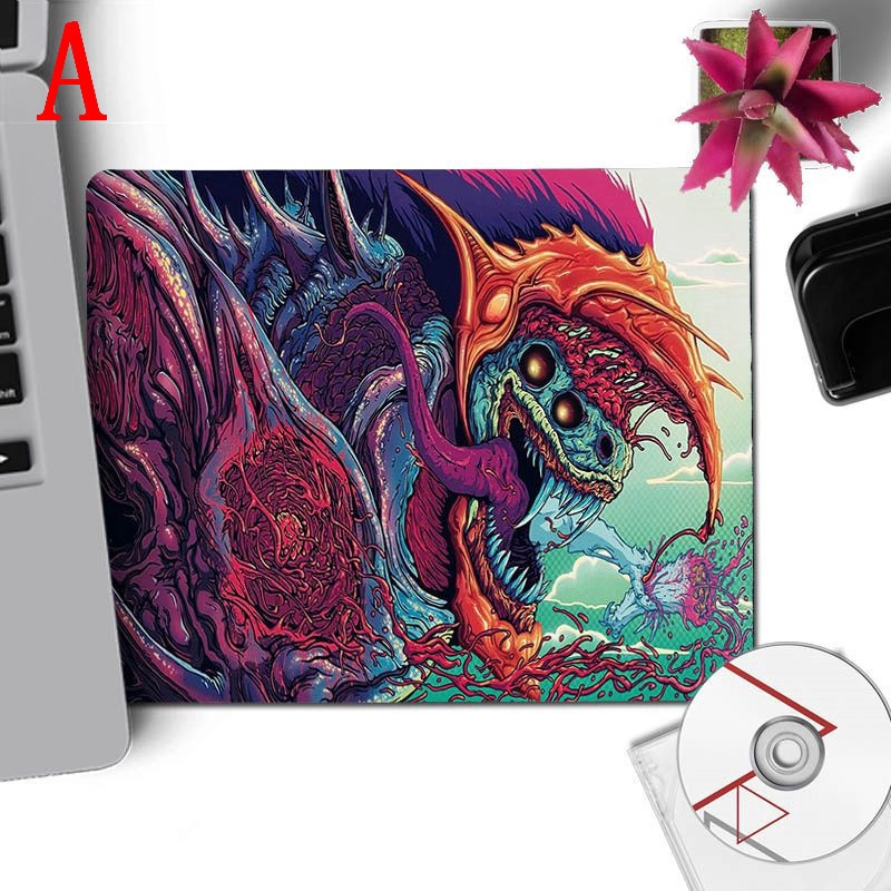 Beautiful Anime Hyper Beast Wallpaper Diy Design Image Game Mousepad Simple Speed Game Mouse Pads