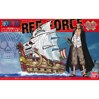 Review One Piece Grand Ship Collection Red Force