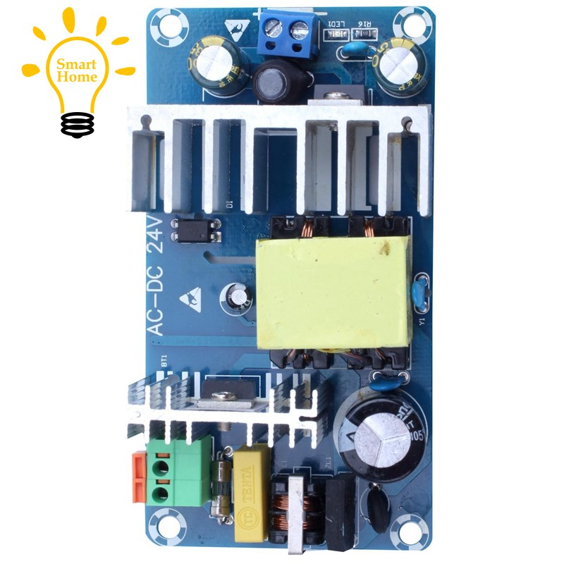 AC-DC Inverter 100-240V To 24V 6A 150W Switching Power Adapter Converter Module