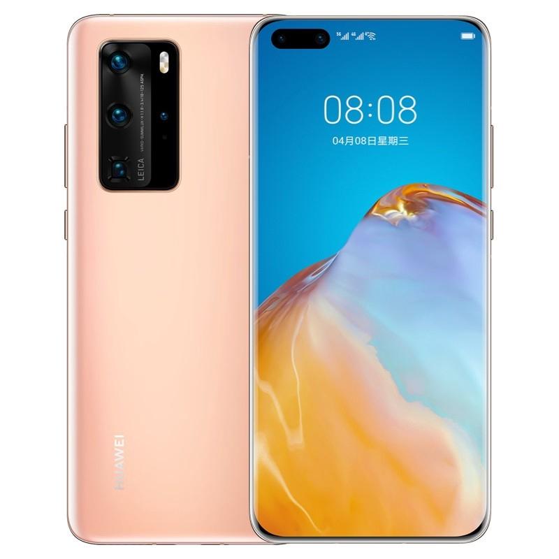 สมาร์ทโฟน Huawei P40 Pro 5 G หน้าจอ 6 . 58 นิ้ว Oled 8gb + 256 Gb 50 Mp + 32 Mp 4200 Mah Kirin 990 Android 1090