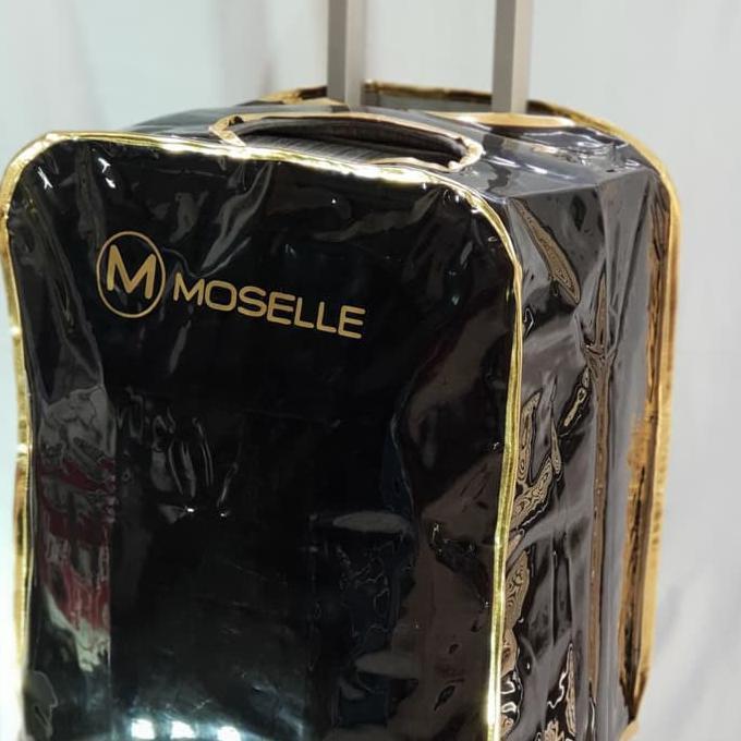 ผ้าคลุมกระเป๋าเดินทาง / กระเป๋าเดินทาง / Mika Pc 24 นิ้ว