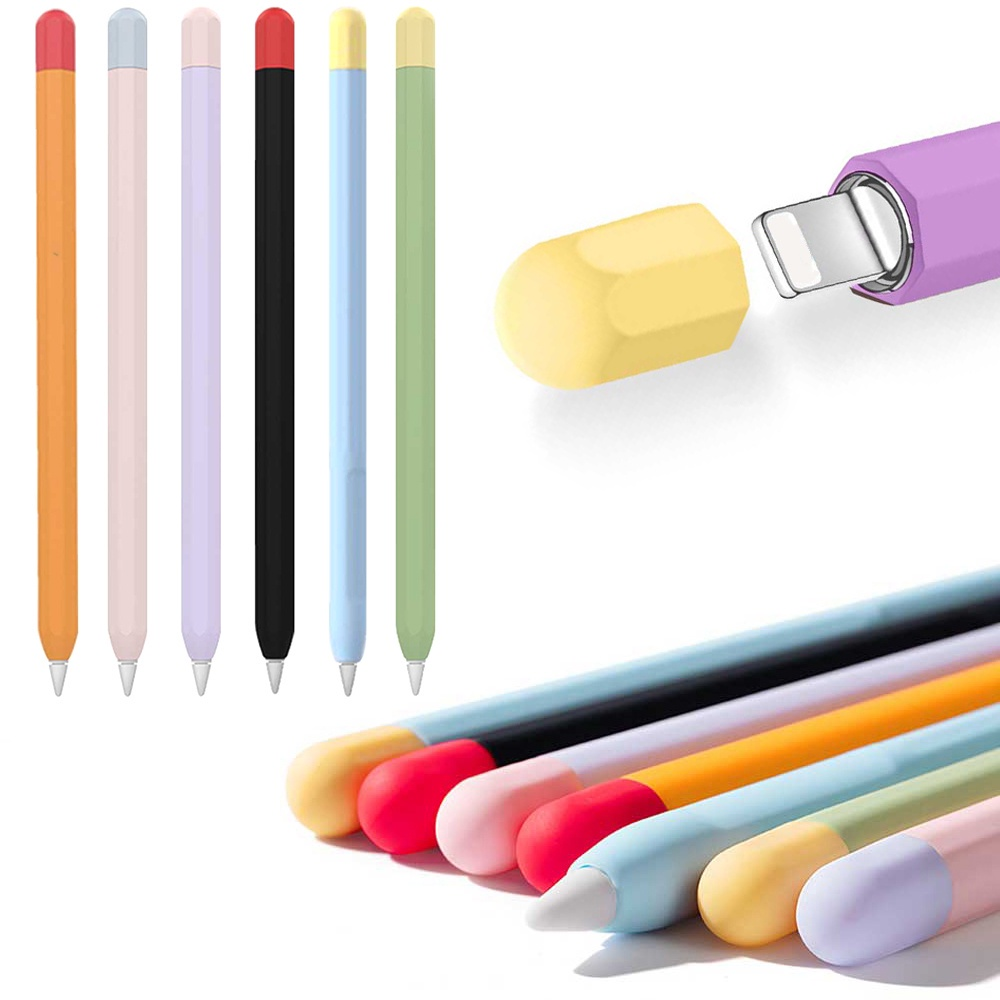 เคสปากกา ApplePencil 2 1 Case ปลอกสำหรับ iPad Pencil เคสปากกาไอแพด 1 2 ปลอกปากกา Apple Pencil