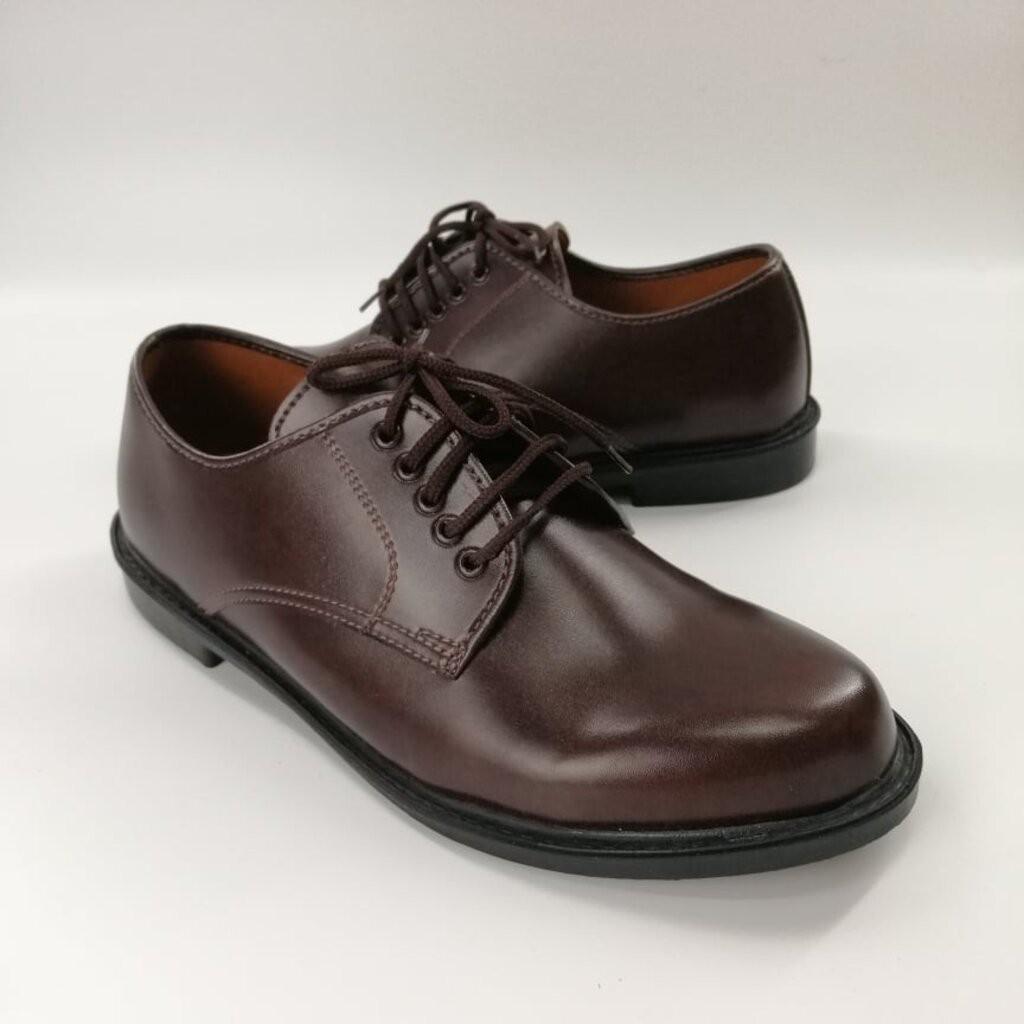 รองเท้าผู้ชาย⌵ Bata รองเท้าคัชชูหนัง สีน้ำตาล แบบผูกเชือก บาจาของแท้ Size 2-12 (35-47) รุ่น 821-4781 821-4782 รองเท้าทาง