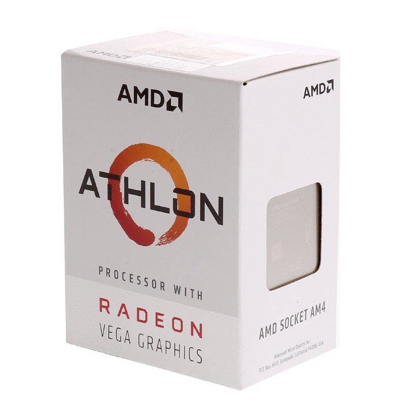 AMD  CPU AM4 ATHLON 200GE A0119784
