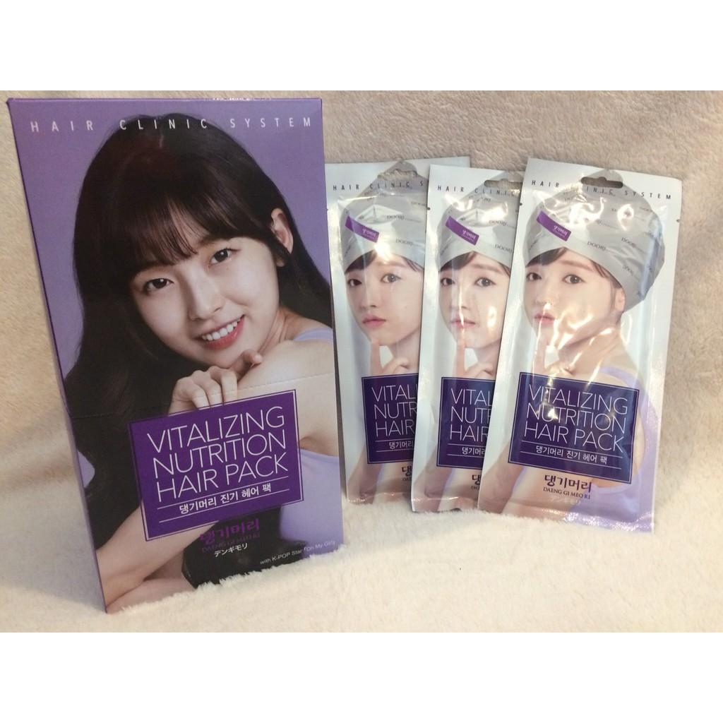 ลดราคา !! ของแท้ 💯 หมวกอบไอน้ำ แทงกีโมรี   Daeng Gi Meo Ri Vitalizing Nutrition Hair  ขนาด 35 g