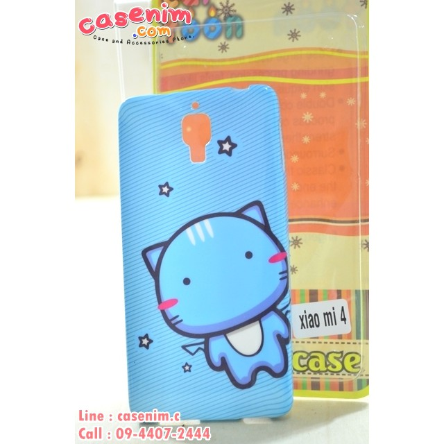 """Soft TPU Case Xiaomi MI 4 Pro Phone Cover Xiaomi MI4 LTE Dual 3D Relief Bumper Case Mi M4 Soft Back Covers 5.0""""   Shopee Thailand"""