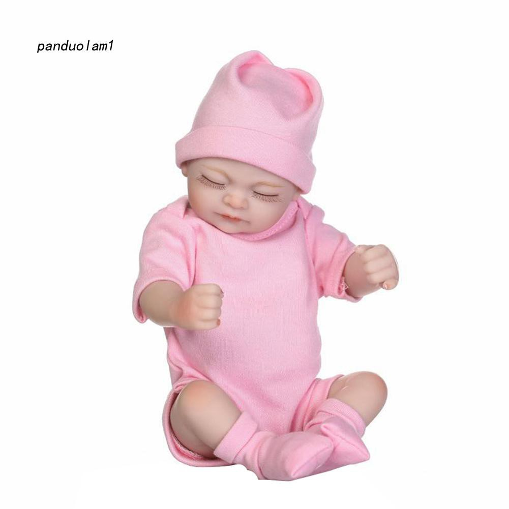 "Reborn Toddler Doll Parts Kit Unpainted 28/"" reborn doll kit supplies as picture"