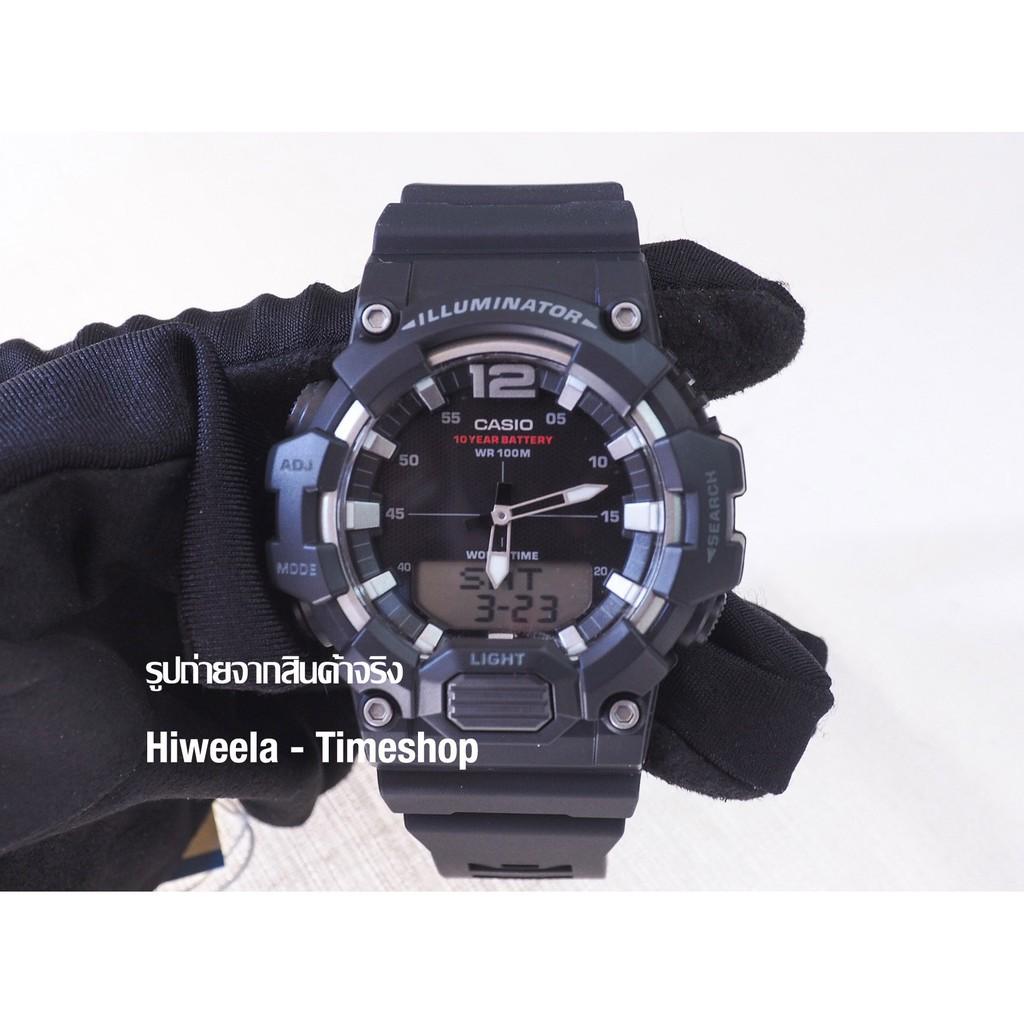 ไม่มีใครเทียบได้☢☑✁Casioประกัน0ทุกเรือน ไม่ใช่ประกันร้านแน่นอนจ้า - นาฬิกาข้อมือผู้ชาย Casio: HDC-700 รับประกันศูนย์