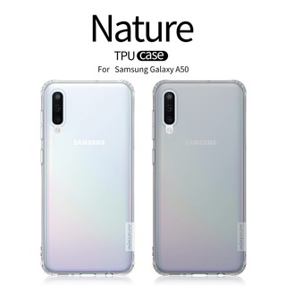 Review NILLKIN เคส Samsung Galaxy A50 / A50s / A30s รุ่น Nature TPU Case