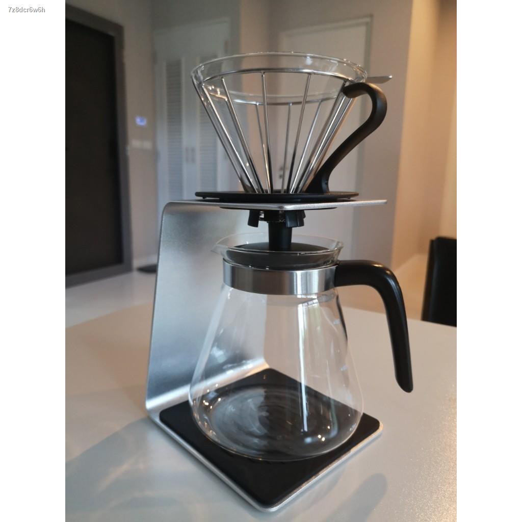 ❈สุดคุ้ม ที่ดริปกาแฟ เครื่องทำกาแฟดริป สินค้าคุณภาพ ได้มาตราฐานGermany เครื่องชงกาแฟ auto เครื่องชงกาแฟสด dip