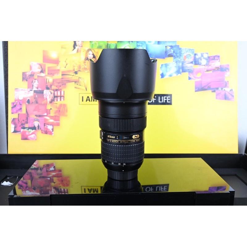 Nikon 24-70mm f2.8 nano มือสอง