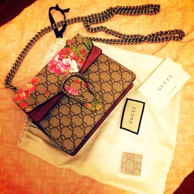 Gucci dionysus blooms