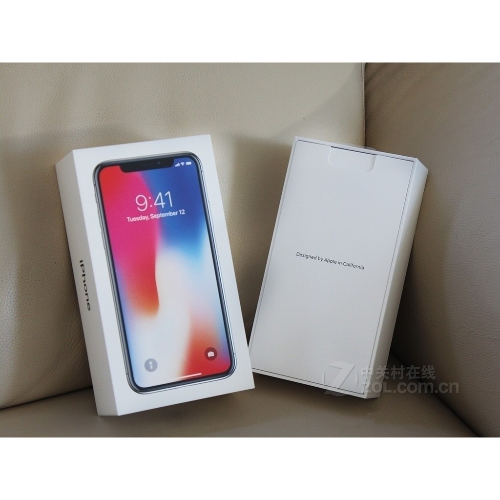 iphone x apple iphone x &&โทรศัพท์มือถือมือสอง ( 64 gb) 99%new