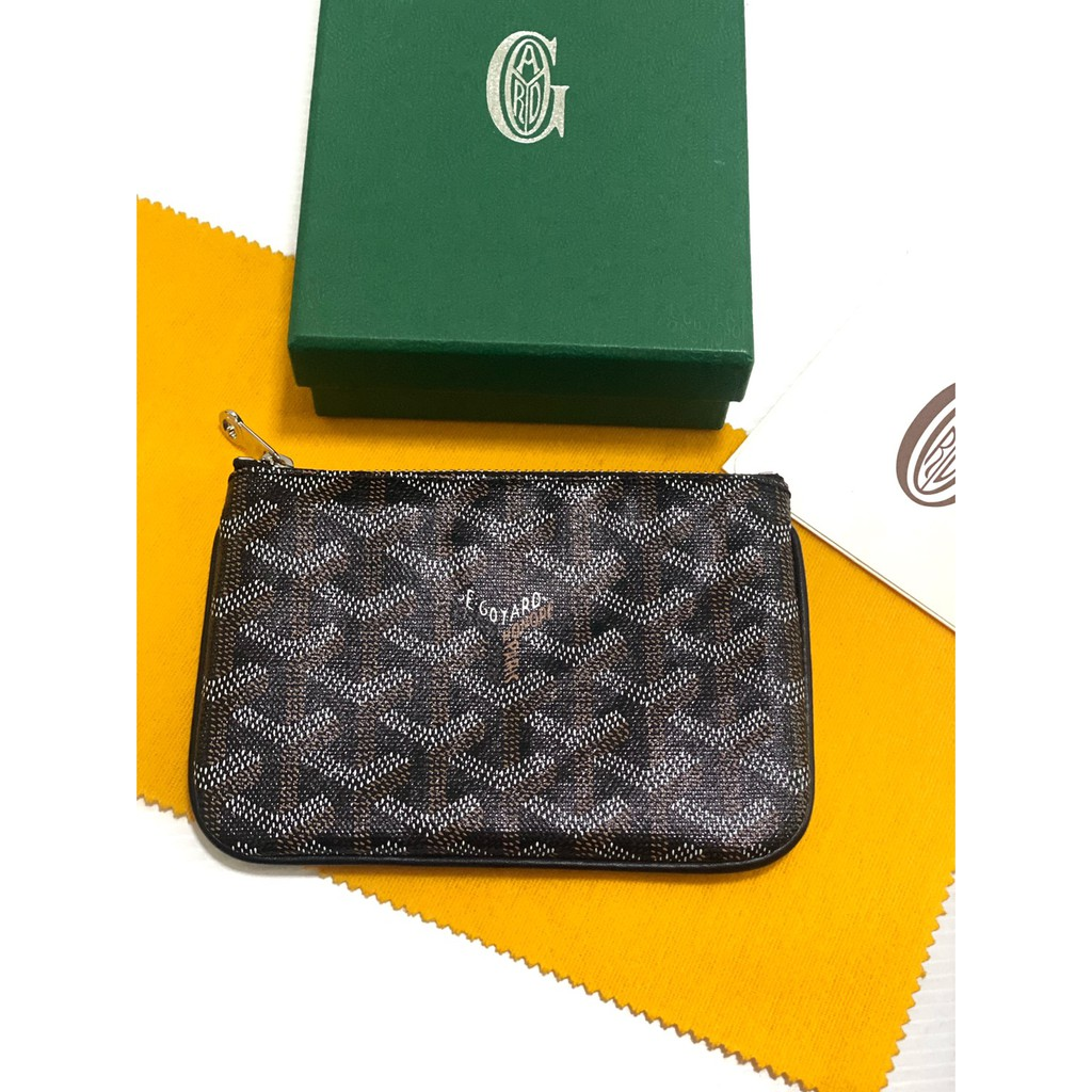 New Goyard pouch mini wallet fullset#Lzaa1308