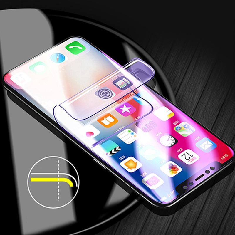 Review 7D Full Hydrogel Protective Film Samsung Galaxy A90 A80 A70 A60 A50 A40 A30 A20 A50S A10 A10S A20S A30S Screen Protector
