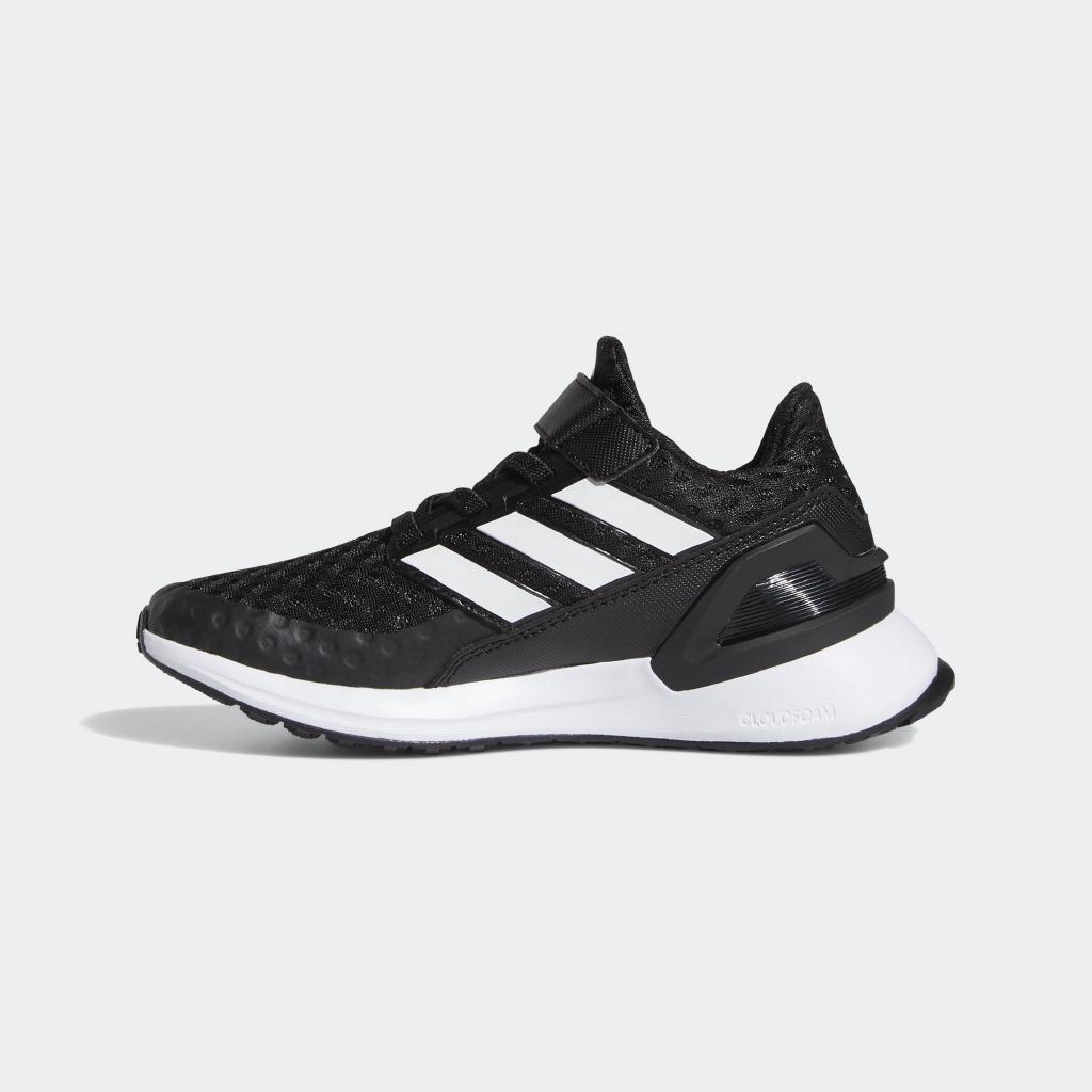 adidas RUNNING รองเท้า RapidaRun เด็ก ไม่ระบุ เพศ Black EF9258